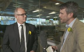 Alex Perrottet interview Phil Twyford
