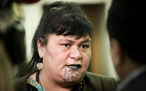 Labour MP and Minister for Maori Development Nanaia Mahuta