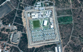 Police were deployed to the Yongah Hill Immigration Detention Centre in West Australia.