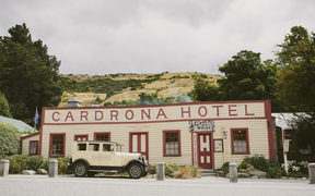 The Cardrona Hotel in central Otago