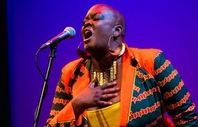Writer and activist Sonya Renee Taylor