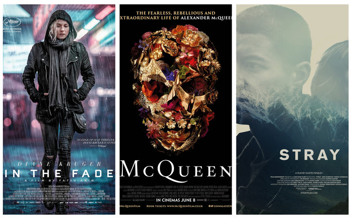 In the Fade, McQueen and Stray