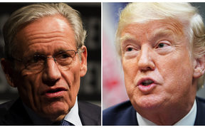 "The White House under President Donald Trump is mired in a perpetual ""nervous breakdown"" with staff constantly seeking to control a leader whose anger and paranoia can paralyze operations for days, according to a new book by Bob Woodward."