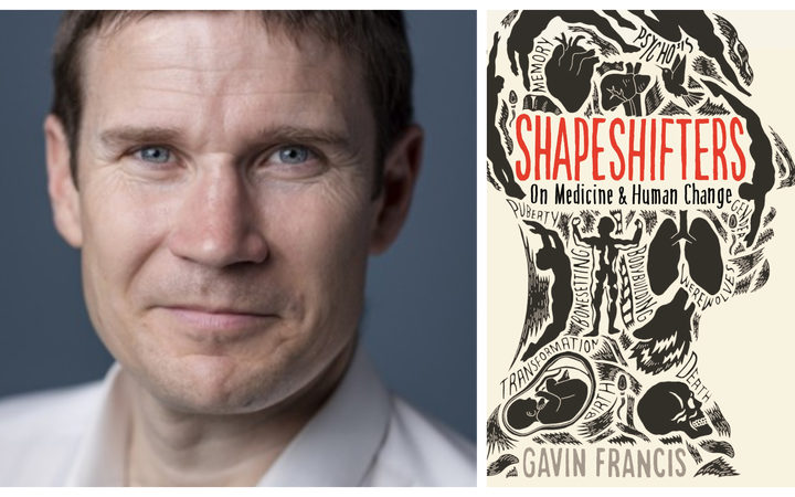 GP and writer, Gavin Francis author of Shapeshifters