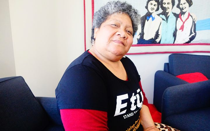 Campaign lead organiser Fala Haulangi says migrant workers are to scared to rock the boat.