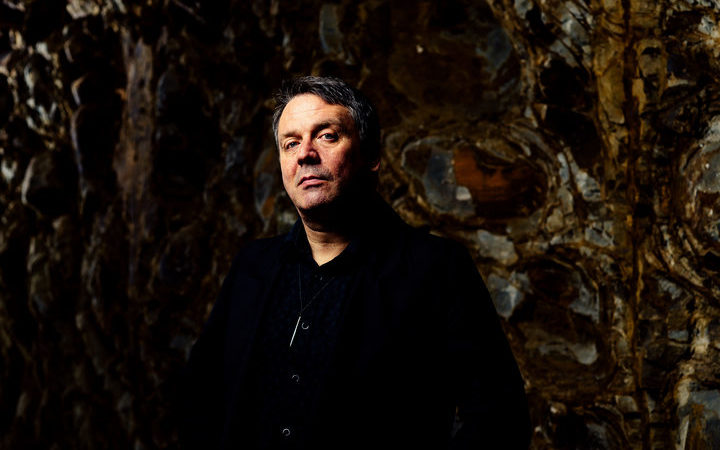 Martin Phillipps of The Chills