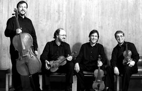 The Borodin Quartet in recital in Auckland Music Alive | RNZ