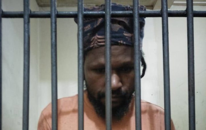 In connection with Jakub Skrzypski's case, a 29-year old West Papuan student, Simon Magal, was arrested several days later in Timika.
