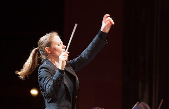 New Zealand conductor Gemma New