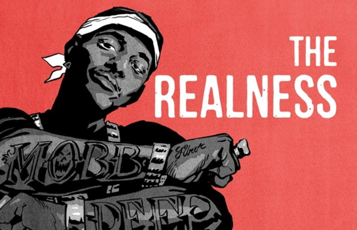 The Realness logo (Supplied)