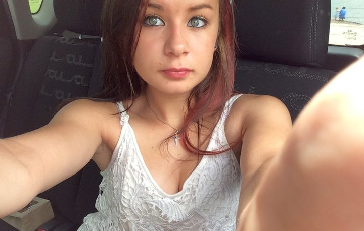 Selfie sexy teens The world's