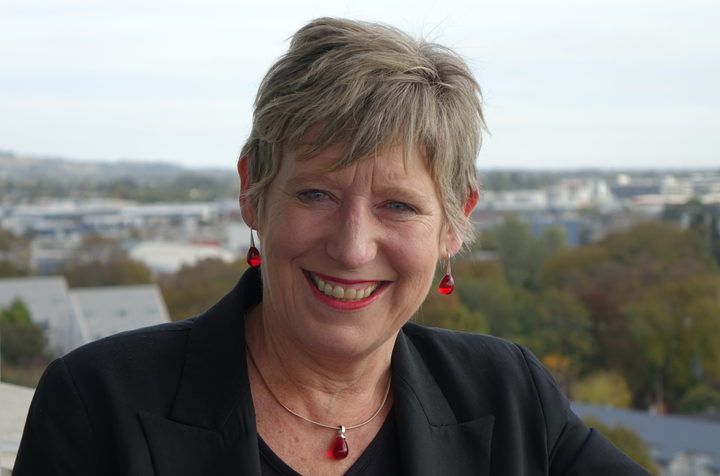 Christchurch mayor Lianne Dalziel