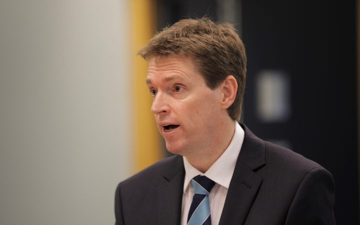 Colin Craig at the High Court in Auckland,  24 September 2018