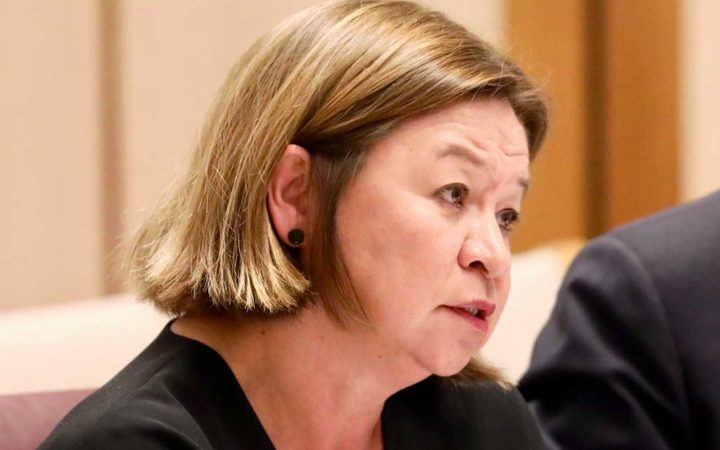 A 'devastated' Michelle Guthrie doesn't understand why the ABC sacked her