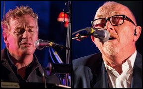 Dave Dobbyn and Don McGlashan Live at Holy Trinity Cathedral