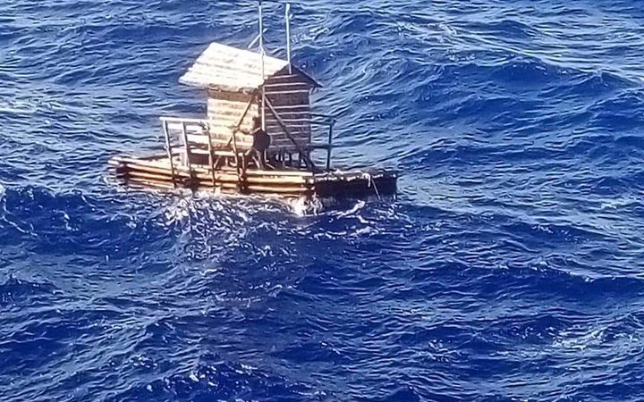 Indonesian teen rescued after 49 days drifting at sea