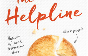 "cover of the book ""The Helpline"" by Katherine Collette"