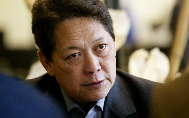 Philippines Labour Secretary Silvestre Bello