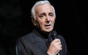 "Charles Aznavour - ""the French Sinatra"", has died at the age of 94"
