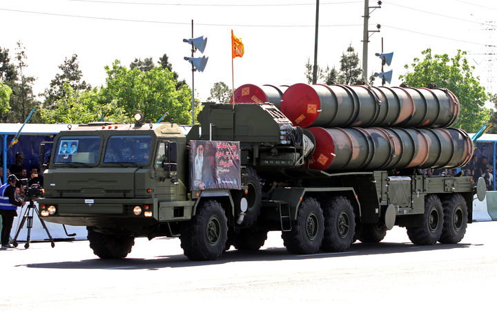 Russian Federation completes delivery of S-300 missile system to Syria