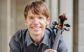 "Cellist James Bush joins NZ Barok for its ""Splendour of Venice"" tour"