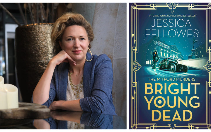 Jessica Fellowes, author of The Mitford Murders: Bright Young Dead