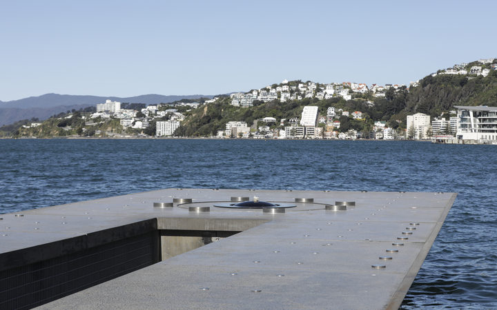 A Len Lye sculpture on Wellington's waterfront that cost more than $1 million to install has been broken by a man swinging on it.