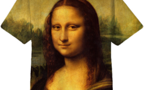 Mona Lisa is one of the most iconic pieces of art in the world, it is also one of the most appropriated.