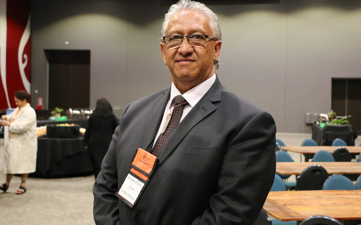 Richard Jefferies is the chairperson of the Te Ohu Whaiao Maori Indigenous Business Development Trust.