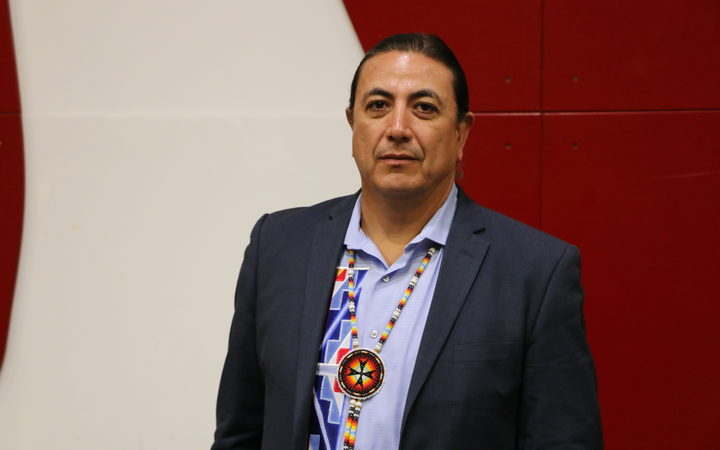 Dave Archambault, who is the former tribal chairman of the Standing Rock Indian Reservation in North Dakota