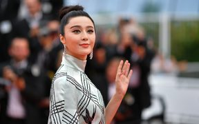 Fan Bingbing at the Cannes Film Festival in 2017.