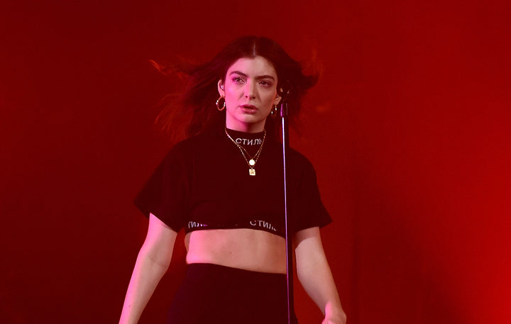 Lorde performs at Melodrama World Tour in New York City.