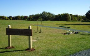 Motueka natural burial park