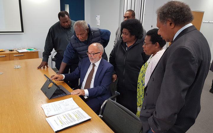 Vanuatu and NZ parole boards meet for exchange of ideas