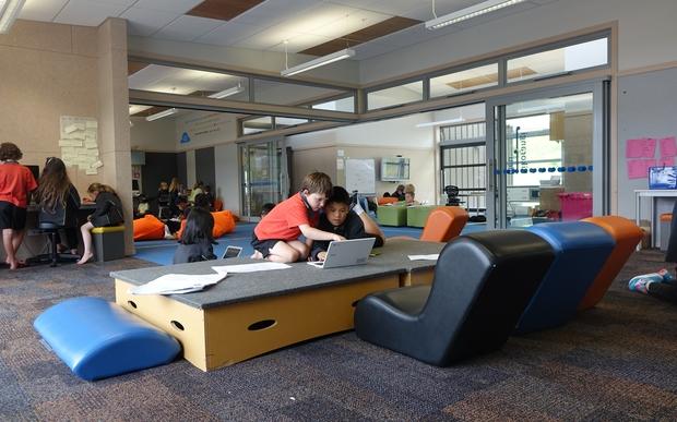 Modern Classroom Furniture Nz : Backlash against open plan classrooms radio new zealand news