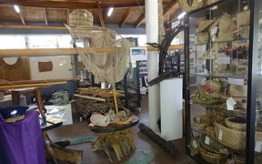 Niue Museum collections