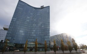 OMV headquarters in Vienna