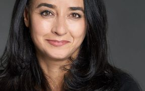 Soraya Chemaly, author of 'Rage Becomes Her: The Power of Women's Anger'