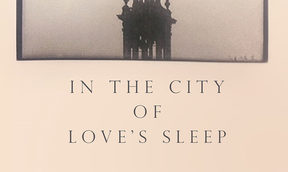 "cover of the book ""In the City Of Love's Sleep"" by Lavinia Greenlaw"