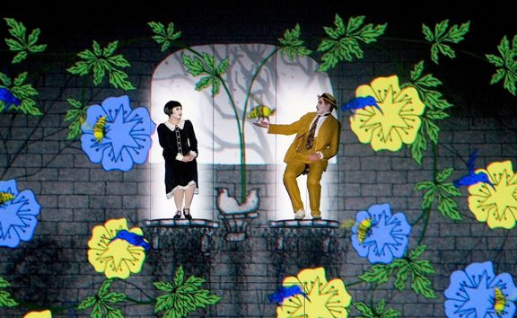 Kimisch Oper Berlin's The Magic Flute