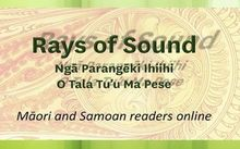 Rays of Sound project was born out of a determination to save recordings of culturally valuable stories and songs, and to make them more accessible for everyone to enjoy.