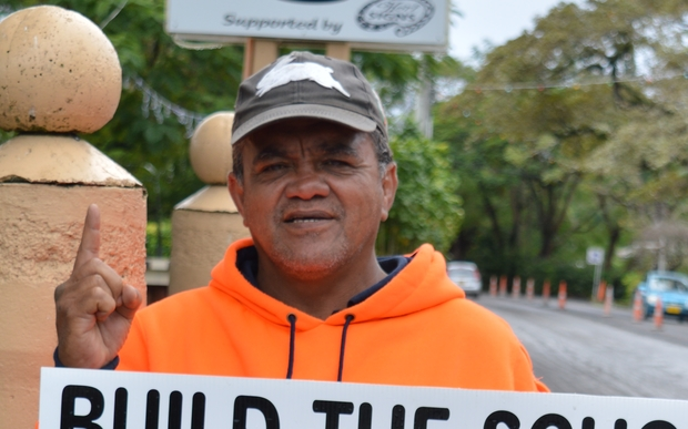 One Cook Islands Member of Parliament for Tupapa George Maggie