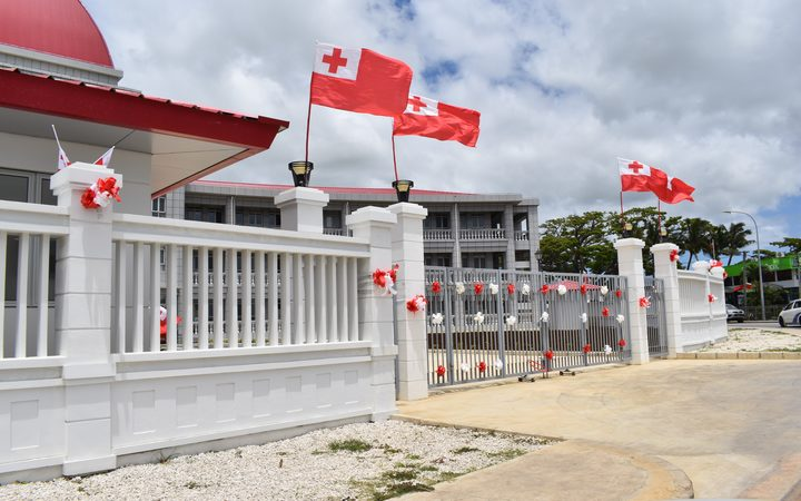 St George Government Building, Nuku'alofa CBD