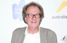 BEVERLY HILLS, CA - SEPTEMBER 16: Actor Geoffrey Rush attends The 2017 Australian Emmy Nominee Sunset Reception on September 16, 2017 in Beverly Hills, California.   Leon Bennett/Getty Images for Australians In Film/AFP