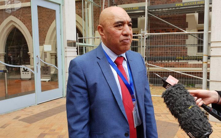 Alosio Taimo's defence lawyer Panama Le'au'anae said the verdicts were not completely unexpected given the number of charges and complainants