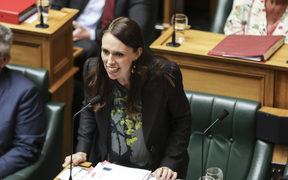 Prime Minister Jacinda Ardern in The House