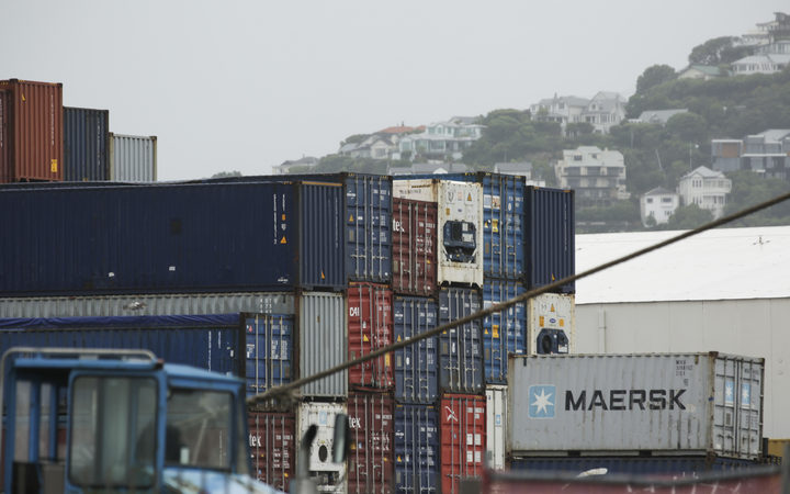 Containers Wellington