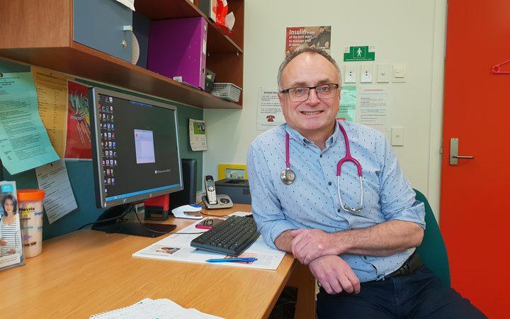 Dr Bryan Betty of Porirua Union and Community Health.
