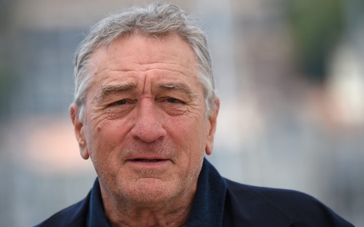 Robert De Niro speaks out after bomb scare: 'People must vote!'