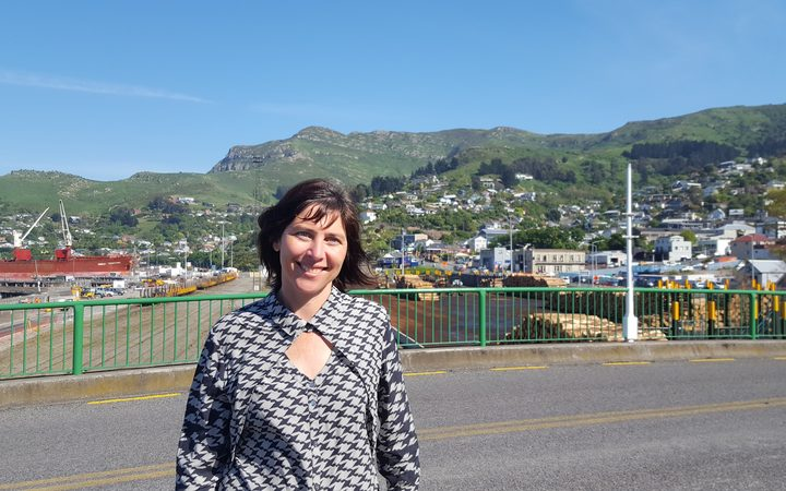 Kris Herbert has gathered together stories of Lyttelton to create a guided tour of the port town.